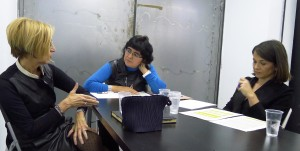 debate Rosa Díez y Elena Biurrum