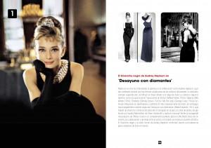 Audrey Hepburn Vestir de cine