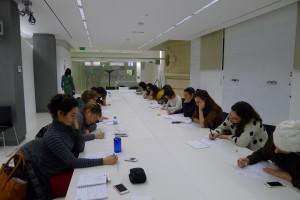 MET España reunión CIBBVA