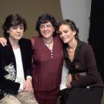 Laura Ponte Maria Benjumea y Silvia Castillo