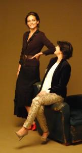 Laura Ponte y María Benjumea 2