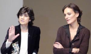 Laura Ponte y María Benjumea 7