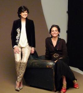 Laura Ponte y Maria Benjumea 1