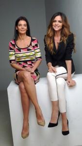 Silvia y Romina