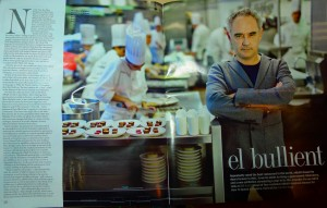 Ferran Adrià Financial Times How to Spend it