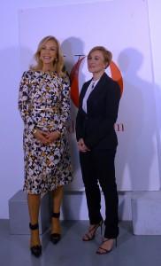 Carmen Lomana y María Alonso en Yo Dona
