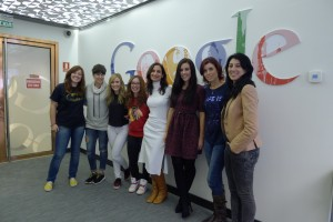 Mujeres Youtubers en Google