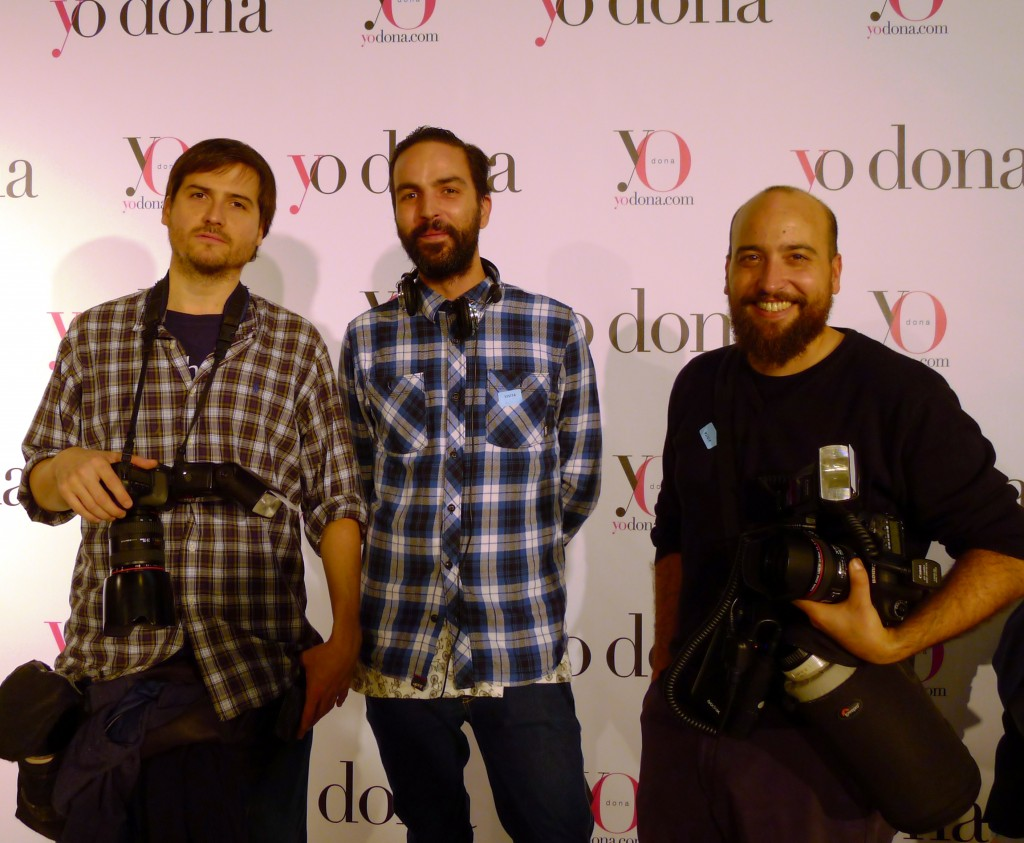 Los fotógrafos de Yo Dona