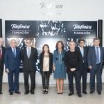 Inauguracion de la exposición de Ferran Adria