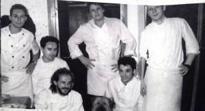 Los cocineros de El Bulli