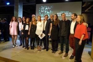Equipo de la exposición Ferran Adrià. Auditando el proceso creativo