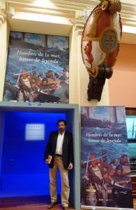 Nacho Villoch: Hombres de la mar y barcos de leyenda en el Museo Naval