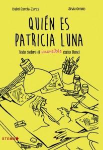 Portada del libro quién es Patricia Luna